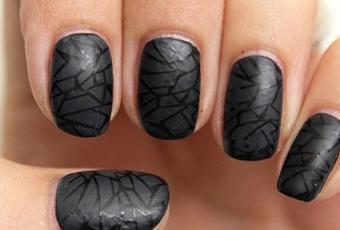 Nails Matte Fail