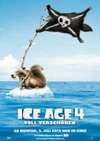 'The Artist'-Trailer zum vierten 'Ice Age'-Abenteuer