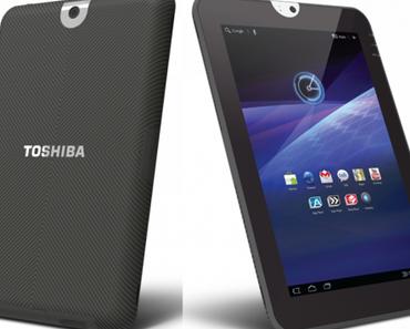 Toshiba Thrive AT100 erhält Android 4.0-Update im Frühsommer.