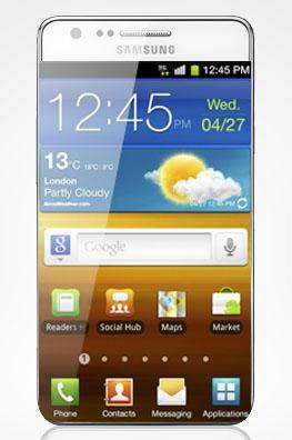 Smartphone Ohne Rand