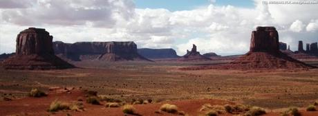 Monument Valley im Westen der USA