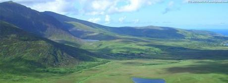 Die Halbinsel Dingle in Irland