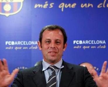 FC Barcelona: Sandro Rosell in brasilianischen Korruptionsskandal verstrickt