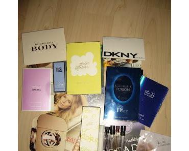 Parfumproben...Deluxe