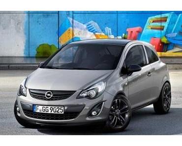 "Opel Corsa ""Color Elegance"""