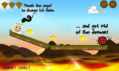 HeavenHell – Gelungenes Puzzle mit Engelchen und Teufelchen
