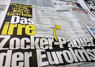 "Bundestag rettet ""Bild""-Zocker"