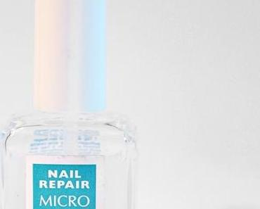 Review – Microcell 2000 Nail Repair Nagellack