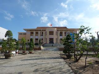 Provinzmuseum Soc Trang - Provincial Museum of Soc Trang