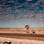Zwei Marathons pro Tag im Outback