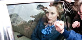 Filmkritik zu 'Die Eiserne Lady'