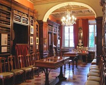 Das Keats und Shelley Museum in Rom