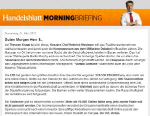 """For You. Vor Ort. Vorbei"" – Headline-Recycling beim Handelsblatt"