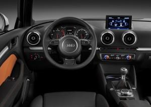 Audi A3 2012: Assistenzsysteme und Infotainment im neuen Kompaktwagen