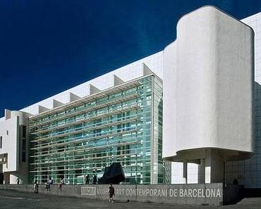 Antoni Muntadas im MACBA in Barcelona