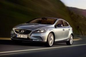 Volvo V40: Sparsam auf Premium-Niveau