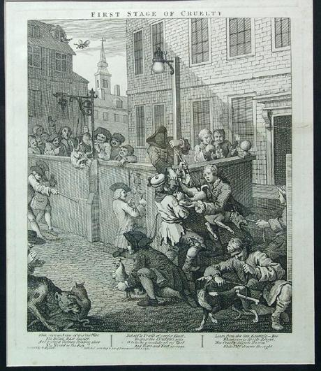 William Hogarth, The Four Stages of Cruelty