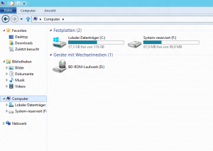 Windows Server 8 BETA Datacenter