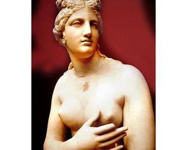Aphrodite die Schöne, verführt das Seifenblog schoeneseife.de zu einem mythologischen Bad.