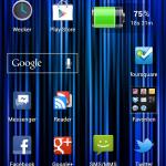 Apex Launcher: Homescreen-Ersatz für Android 4.0