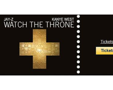 Jay-Z & Kanye West | Zusatzshow in Köln