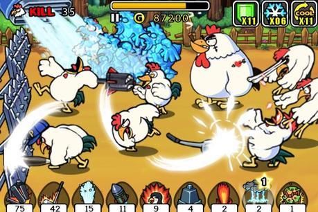 Chicken Revolution – Unterdrücke den Freiheitswunsch deiner Artgenossen