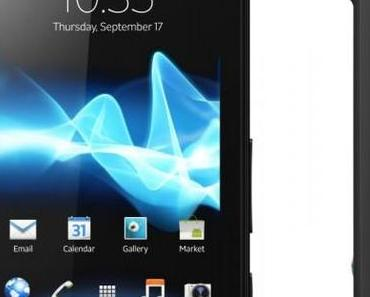 "Sony Xperia sola: Mittelklasse-Androide mit ""floating touch"" vorgestellt"