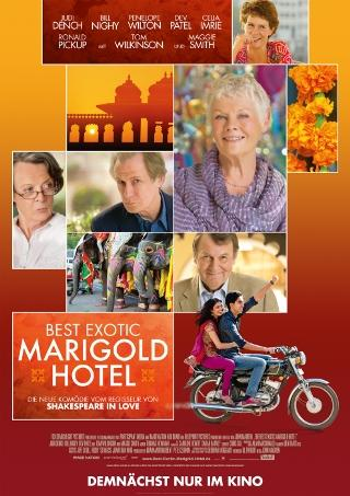 Symms Kino Preview: Best Exotic Marigold Hotel
