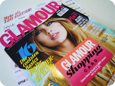 [Shopping] Glamour Shopping Card 2012