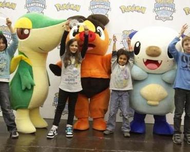 Pokémon Weltmeisterschaften auf Hawaii – insgesamt 12 Trainer haben sich qualifiziert