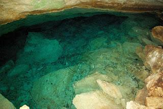 Crystal Cave, Tabalolong and Air Cinta Beach