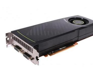 NVIDIA – GeForce GTX 580 stark im Preis gefallen