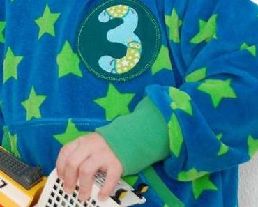 Sternennicki-Hoodie. Geburtstagspulli.