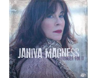 Janiva Magness - Stronger for it (Alligator/in-akustik)