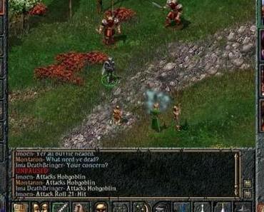 Baldur's Gate : Enhanced Edition – es soll Remakes von Teil 1 und 2 geben