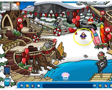 Club Penguin – eine virtueller Spielplatz für Kinder