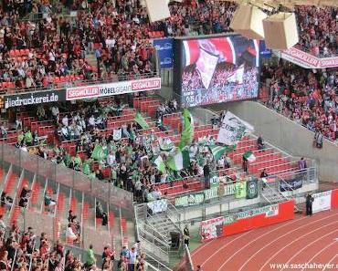 1. FC Nürnberg vs VfL Wolfsburg 1:3