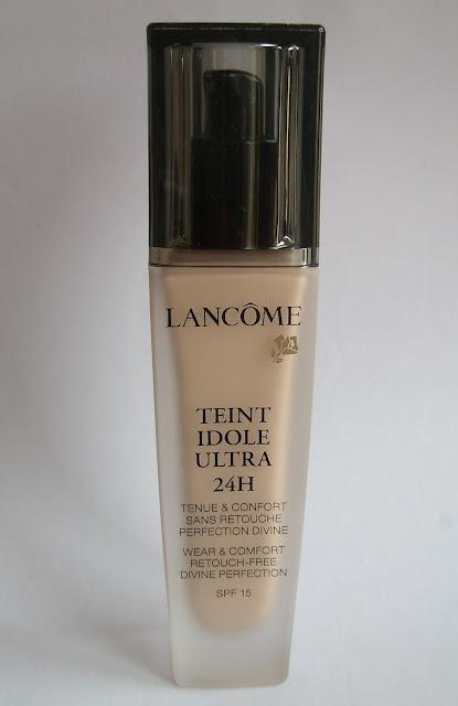 Lancôme Teint Idole Ultra 24h Foundation