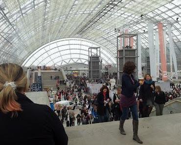 Impressionen von der Leipziger Buchmesse 2012
