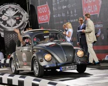 Sportliche Eleganz: Volkswagen auf der Techno Classica 2012
