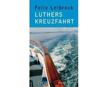 """""""Auf Hoher See"""" – Wolle Luthers zweiter Roman-Streich"""