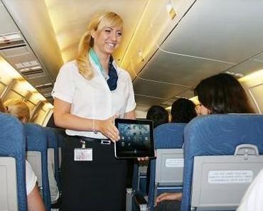 F.A.A möchte iPads beim Flugzeugstart erlauben