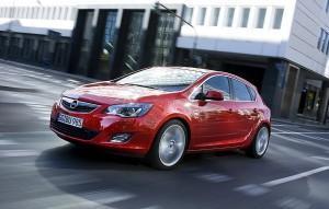 Opel führt Autogas für Astra und Astra Sports Tourer ein