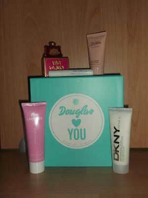 Douglas Box of Beauty März '12