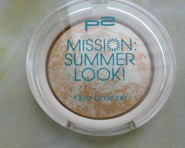 """p2 """"Mission: Summer Look!"""""""