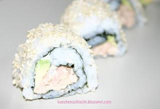 Sushi - Das erste mal...