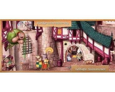 Für die Kleinen: Wimmelburg auf iPad und iPhone