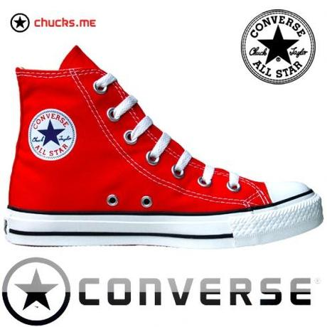 Converse #Schuhe Chuck Taylor All Star Chucks #M9621 Rot HI