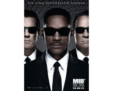 'Back in Time' der 'Men in Black 3′ Soundtrack von Pitbull