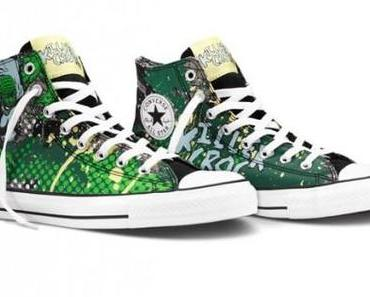 #Converse Chucks #Killer Croc DC #Comics Spring 2012 Collection